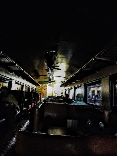 Train Trains_worldwide Tunnel Oldfashionedtrain Traveling Travelphotography Illuminated Architecture Light At The End Of The Tunnel