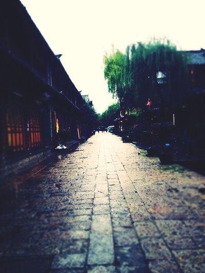 Old Town Rain Hi!