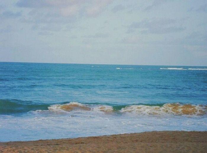 mine. Beach Ocean Portrait Nature