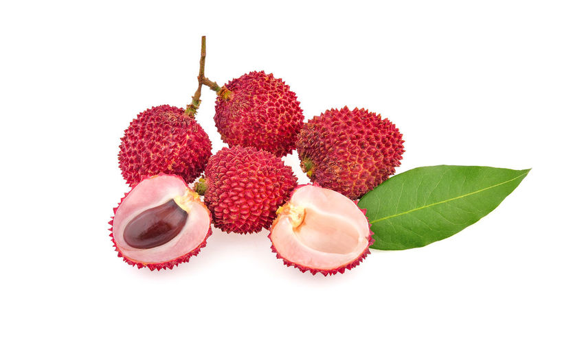 Lychee Isolated