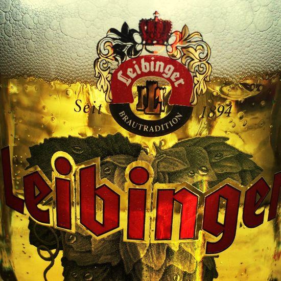 Beer Having A Beer Drinking Beer Ravensburg