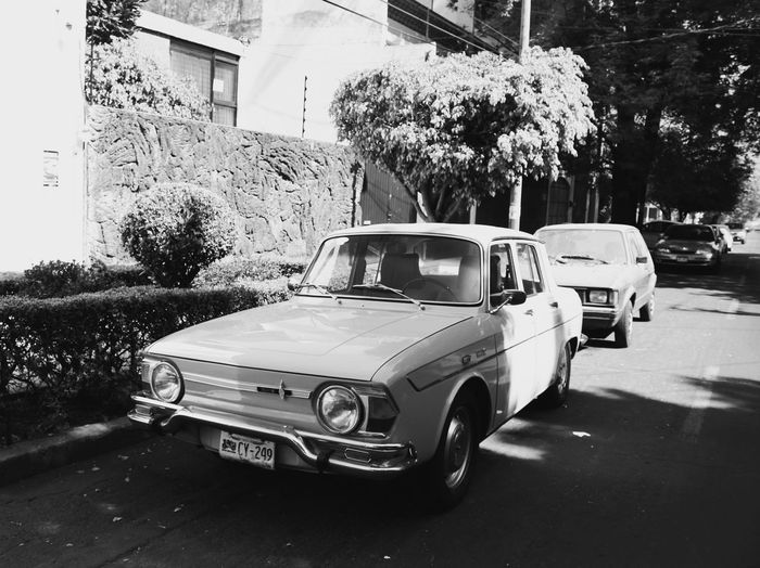 Older First Eyeem Photo EyeEm Best Shots EyeEmNewHere EyeEm Gallery EyeEm Selects Simple Streetphotography Bnw Street Classiccars Land Vehicle Car Vintage Car Headlight Grille Collector's Car Vehicle Light Sports Car Vehicle Hood Vehicle Parking Vintage Stationary Exterior The Street Photographer - 2018 EyeEm Awards