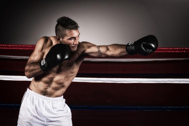 Luchador Peleador Athlete Boxe Boxeador Boxing - Sport Sport