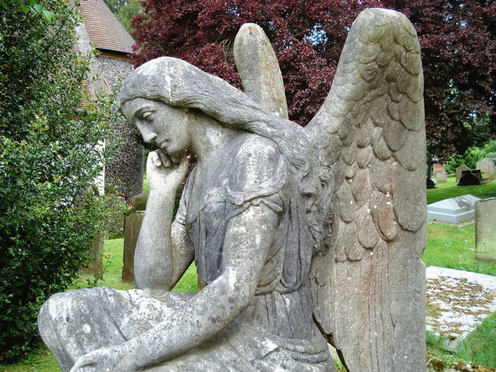 Angel at Rest,