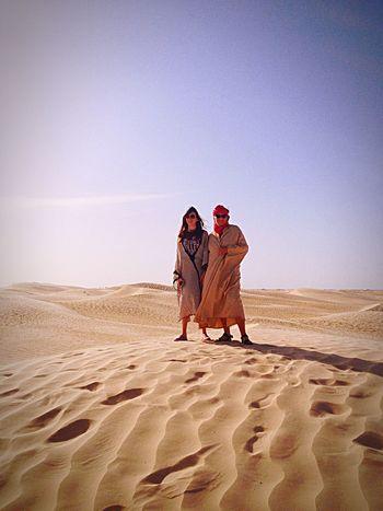 Summer Holiday Sand Sun Hot Sahara Desert Family
