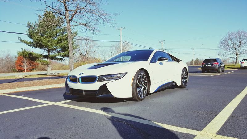 Saw this beauty. Bmwi8 Cars Exotic Check This Out Followme Followforfollow Amazing