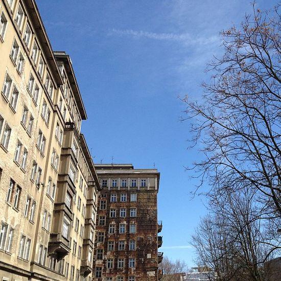 Behind the sightscenes. #berlin #fhain Berlin Fhain