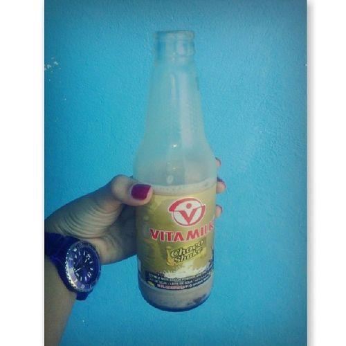 Vita Milk is ♥ Quencher x
