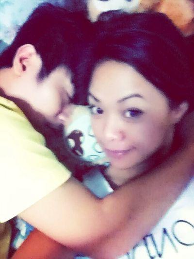 my love is sleeping