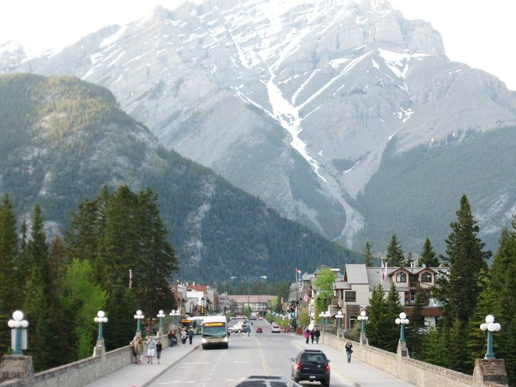 Miles Away Banff National Park  Rocky Mountains Mountain Nature Beauty In Nature Travel Destinations Banffdowntown Rocky Mountain Scenics Beauty In Nature Adventuretime Enjoying Life