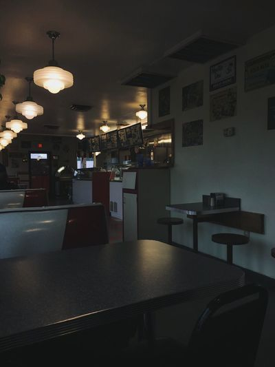🍦🍦🍦 Indoors  Table Chair No People Architecture Neat Vintage Oregon Photography Old-fashioned Nikonphotography NikonB500 Nikon Red Old Ice Cream Tables And Chairs Living The Dream Be. Ready.