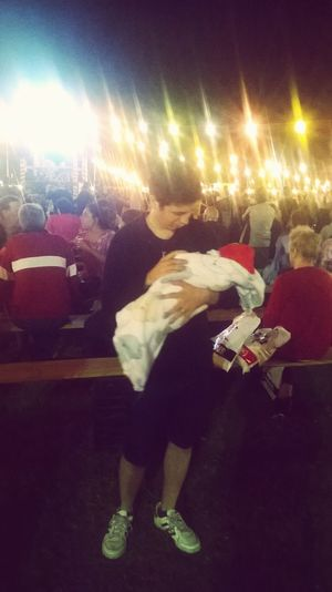 Night Light Argentina La Plata Me And Muy Baby