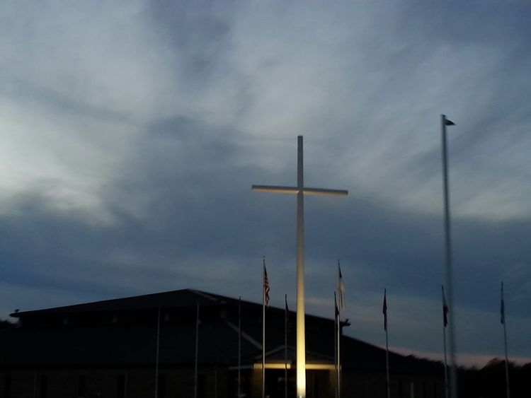 Cross Church Taking Photos Beautiful ♥