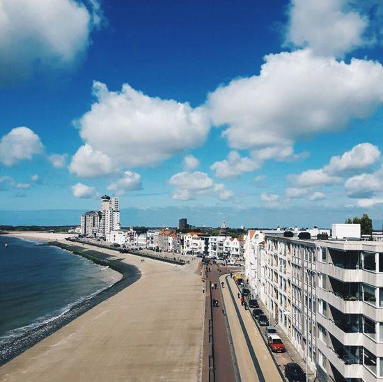 Vlissingen Cloud - Sky Panorama Prisontower Weather Thenetherlands Sea Landscape Zeeland  VSCO Expat Suite Restaurant