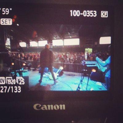 Gestern noch beim Greenville gespielt, später beim Appletreegarden auf der Main Stage Thefogjoggers Verkatert