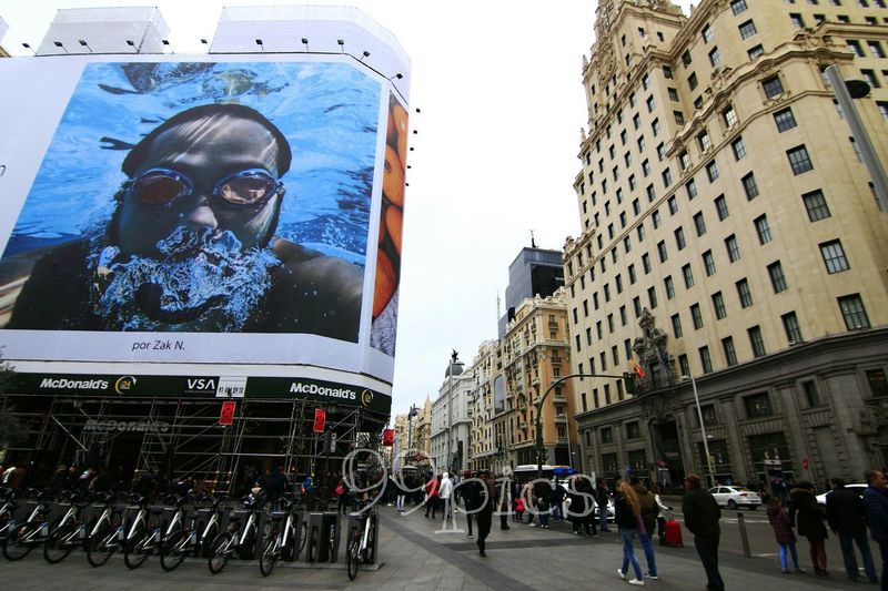 De Madrid al agua!! Photography April Showcase From My Point Of View City Scape City Walk Madrid City View  Cityview Edificios Y Fachadas Edificios Buildings