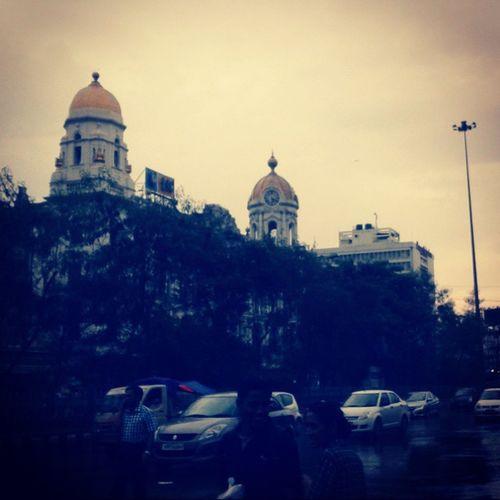 Kolkata Busy City Metro_City RainyDay City4ever Instaevening Busylifestyle Instafollow .