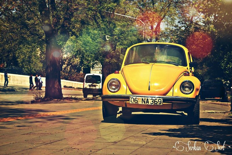 Taking Photos Woswos Sarı Yellow Car Bizimolmalıydı Turkey Ankara Serkansert 🚗
