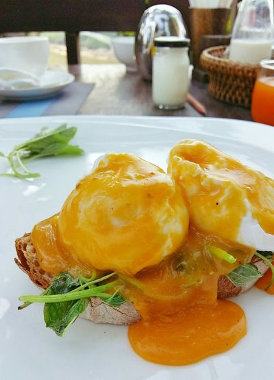 Good Morning World! Food Photography Food Laos Laungprabang Egg Florentune Enjoying Life Foodlover Holiday