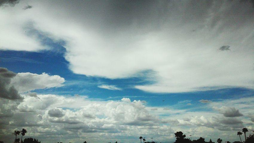 Eyeemarizona Endless Sky Clouds And Sky Eyeemnaturelover Inspirational Godsbeauty Cloudscape