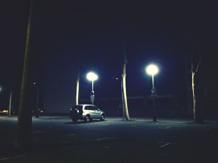 My car's waiting for me Noman's Land Car