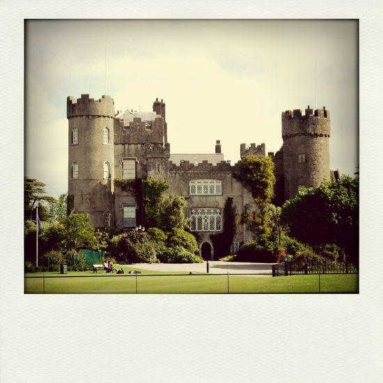 Ireland Malahide Castle