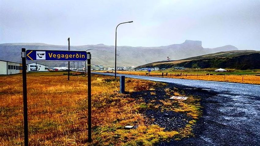 Small town of Vík, Iceland. Whyiceland Ig_iceland