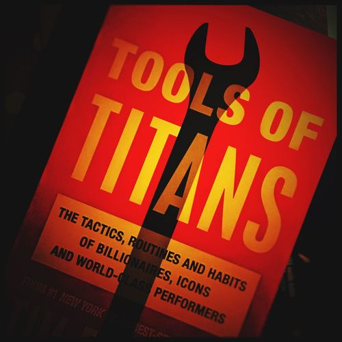 Toolsfortitans ToolsForSuccess Book Mustread