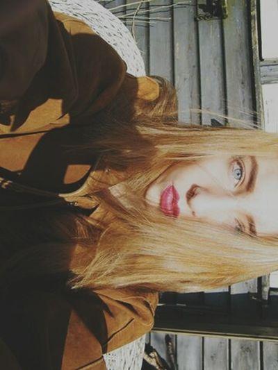 Goodmorning EyeEm  Pink Lips No Make-up Morningsun Holland Faces Of EyeEm Free