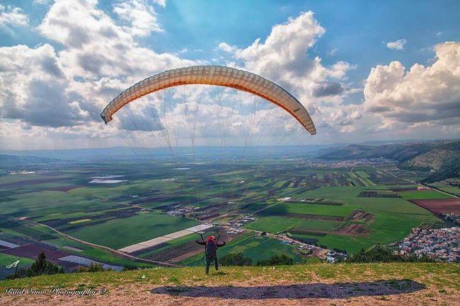 Palestine Sky