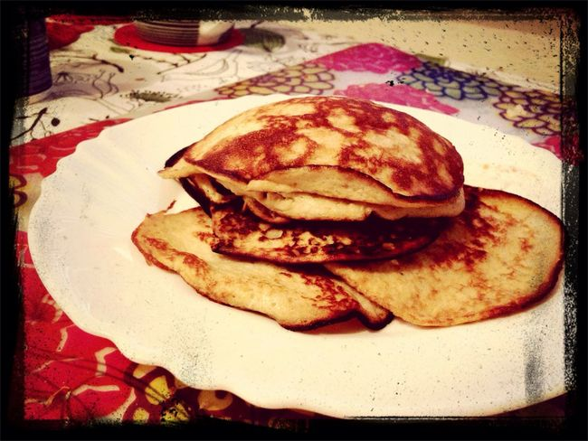 Banana Pancake Blogilates