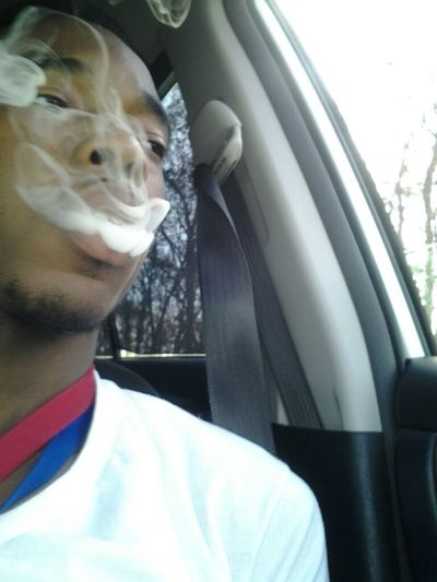 Blowin Smoke Out ..