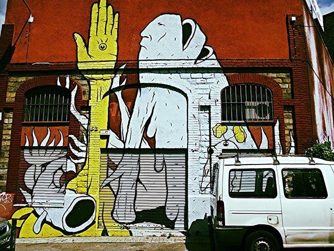 Graffiti Street Art Walkabout Street Photography