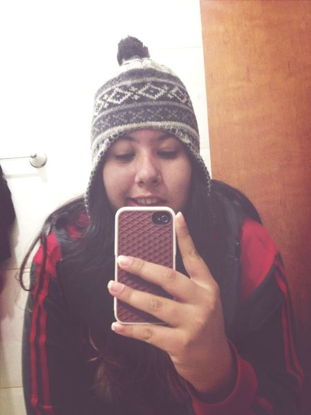 Swag Cold Days Beautiful Girl