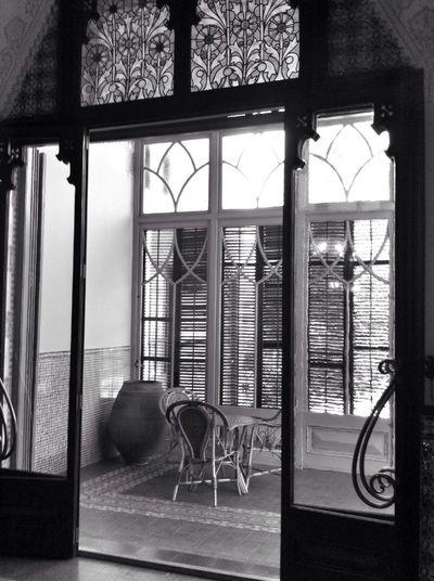 Galeria Modernista, Casa Coll i Regàs . Arquitecte, Puig i Cadafalch 1898 EyeEm Best Shots - Architecture EyeEm Best Shots - Black + White Blackandwhite Photography Blackandwhite