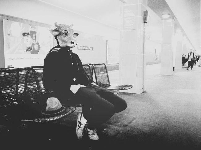waiting at Berlin Waiting
