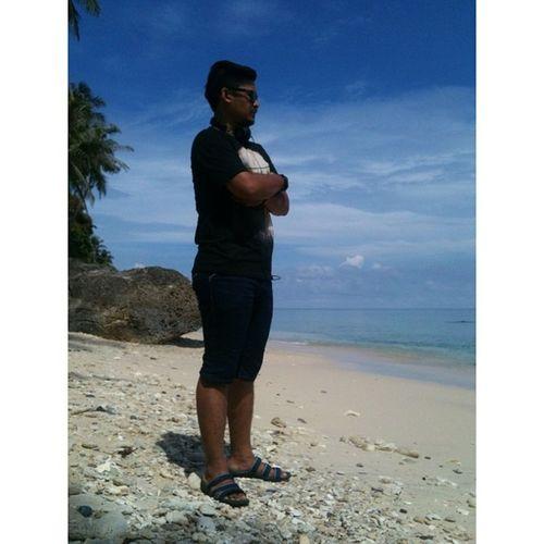 Melihat sisi baik dari keburukan…👓 Sabang Anoitam Aceh Beach Natural Iphonesia INDONESIA