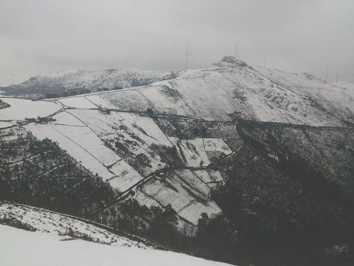 Landscape Nature Eyem Asturias Snow Snow Day Winter Cold Days Invernalia White Enjoying Life