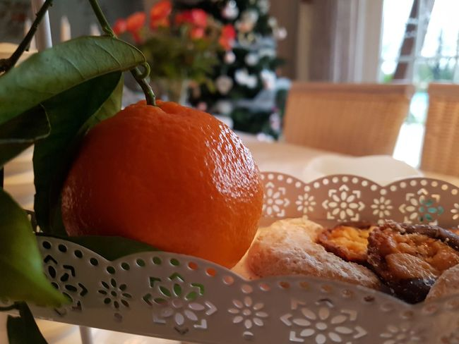 Mandarin Orange with Green Leaves and Biscuits on White Etagere.... étagère Selfmade Food Christmas Tree White Shelf No Edit/no Filter In A Shelf Yummy Biscuits Lecker Cookies Mouthwatering Appetizing  EyeEm Selects Food And Drink Indoors  Celebration Christmas Table No People Food Fruit Healthy Eating Sweet Food Close-up Freshness Day Ready-to-eat Christmas Decoration Tree Food Stories