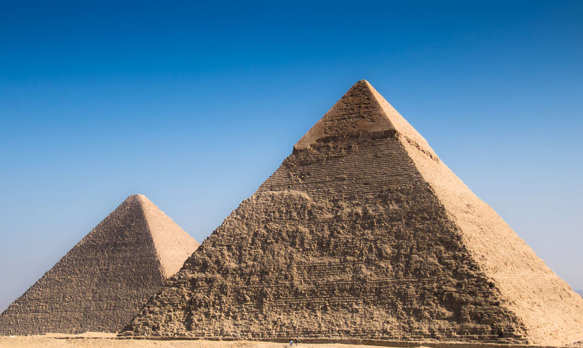 Guiza Piramids
