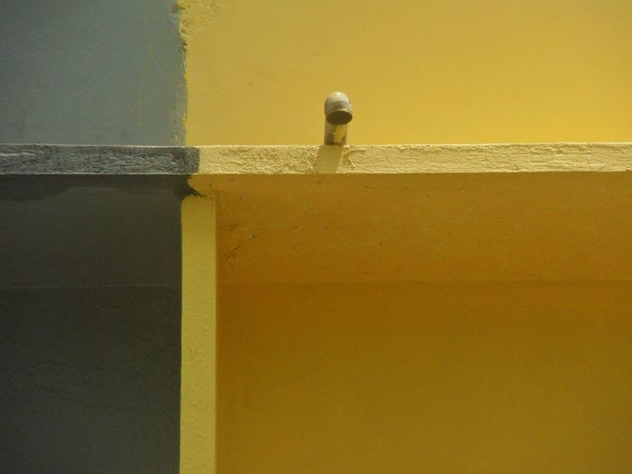 minimal architect Concrete Concrete Wall Color Yellow Yellow Color Gray Gray Color Minimal Minimalism Minimalist Architecture Architecture Architecture_collection LINE Cross Building Wall Colorful Abstract Art Yellow Architecture Building Exterior Built Structure Close-up Yellow Background RainDrop Textured  Abstract Backgrounds