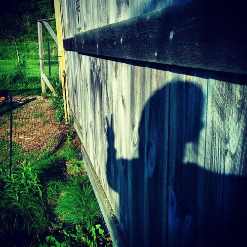 Peace - out for today, VT. Barn Ruralvermont Peaceout Seewhatididthere
