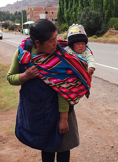 A family of two Mother Daughter  Cusco Peru Child Woman Family Colour Of Life Two Is Better Than One Eyeemphoto People And Places