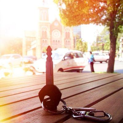 Cái ngày ngta ở nhà trời đẹp mê hồn, hnay ra đường NẮNG CỰC kỳ NẮNG là saooo? [-(