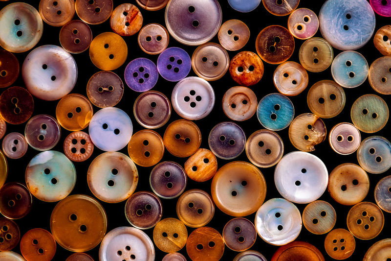 old buttons Abundance Button Buttons Buttons And Buttons Buttons Background Choice Close-up Day Full Frame Indoors  Large Group Of Objects Multi Colored No People Old Plastic Button Stack Variation
