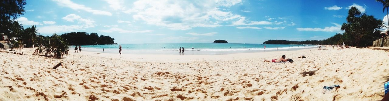 What more? Life Is A Beach Panorama Phuket Thailand Ocean View Love The Sea Being A Beach Bum