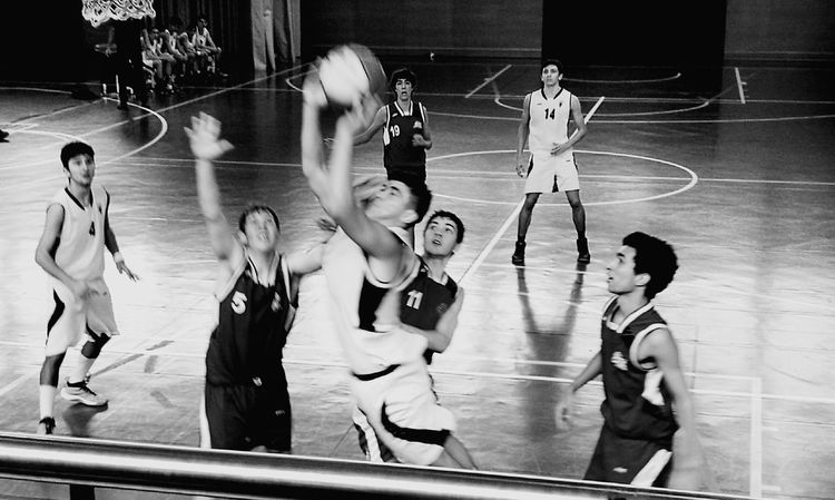 Always fight 'till the last second Sport Basketball Tension Stress Suffer Victory Competition Well Played... Lovebasketball Intensegame