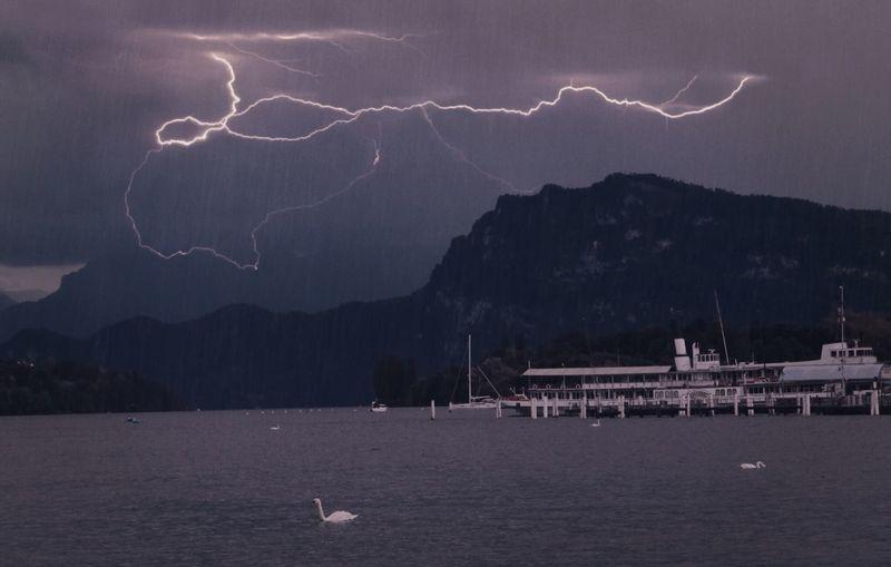 Bad weather,