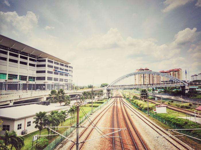 Capturing Moment. Kuala Lumpur Malaysia  Terminal Bersepadu Selatan