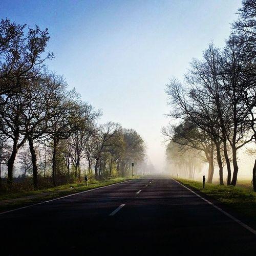 Good morning everybody. Fahren die B210 von Aurich in Richtung Esens Sun Morning